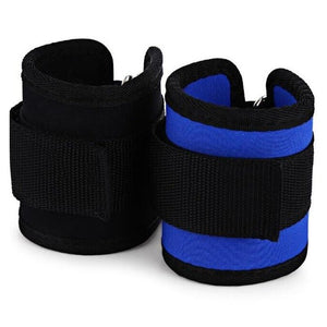 Sports Training D-Ring Ankle Straps - Impact Performance Club