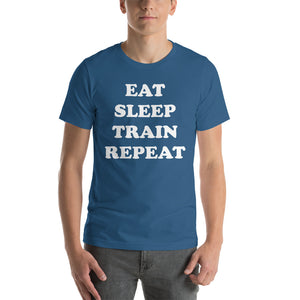 Eat Sleep Train Repeat Shirt