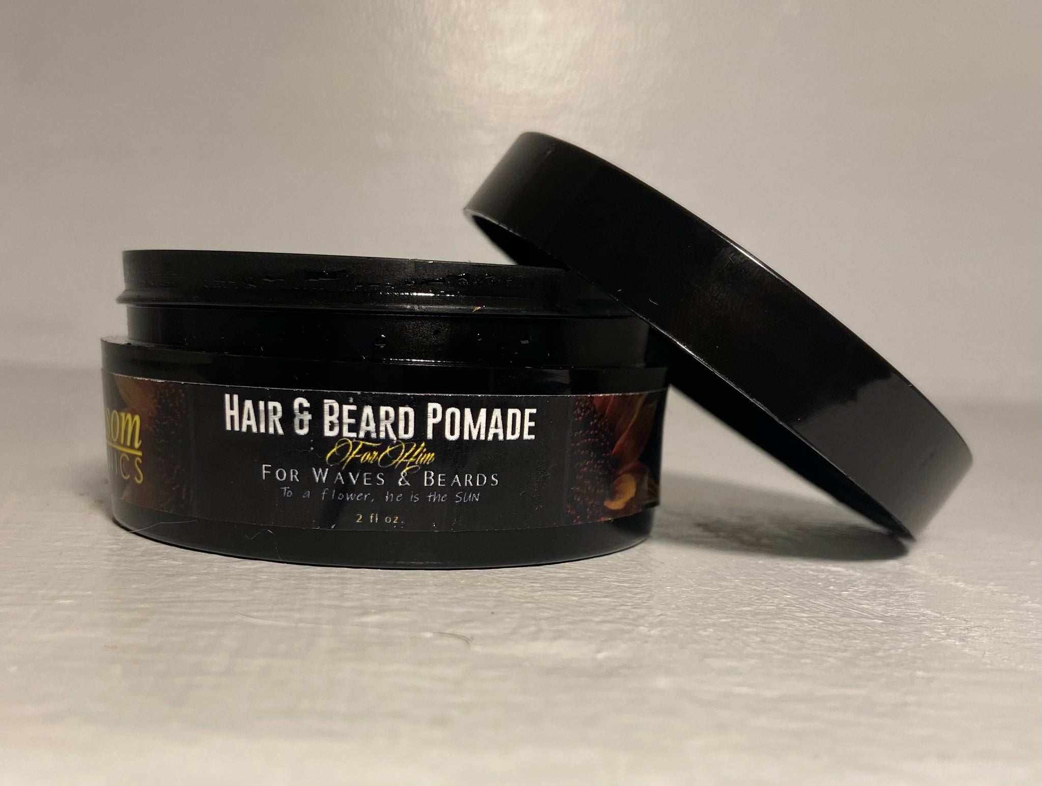 Men's Hair & Beard Pomade