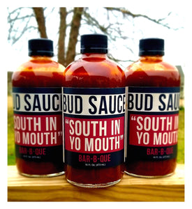 Bud Sauce - Original - 3 Pack - FREE SHIPPING