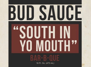 Bud Sauce - Original - 3 Pack