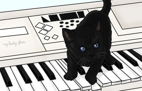 Cats and Music
