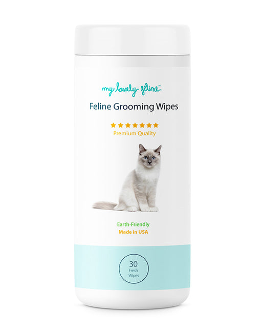 Cat Bath Wipes