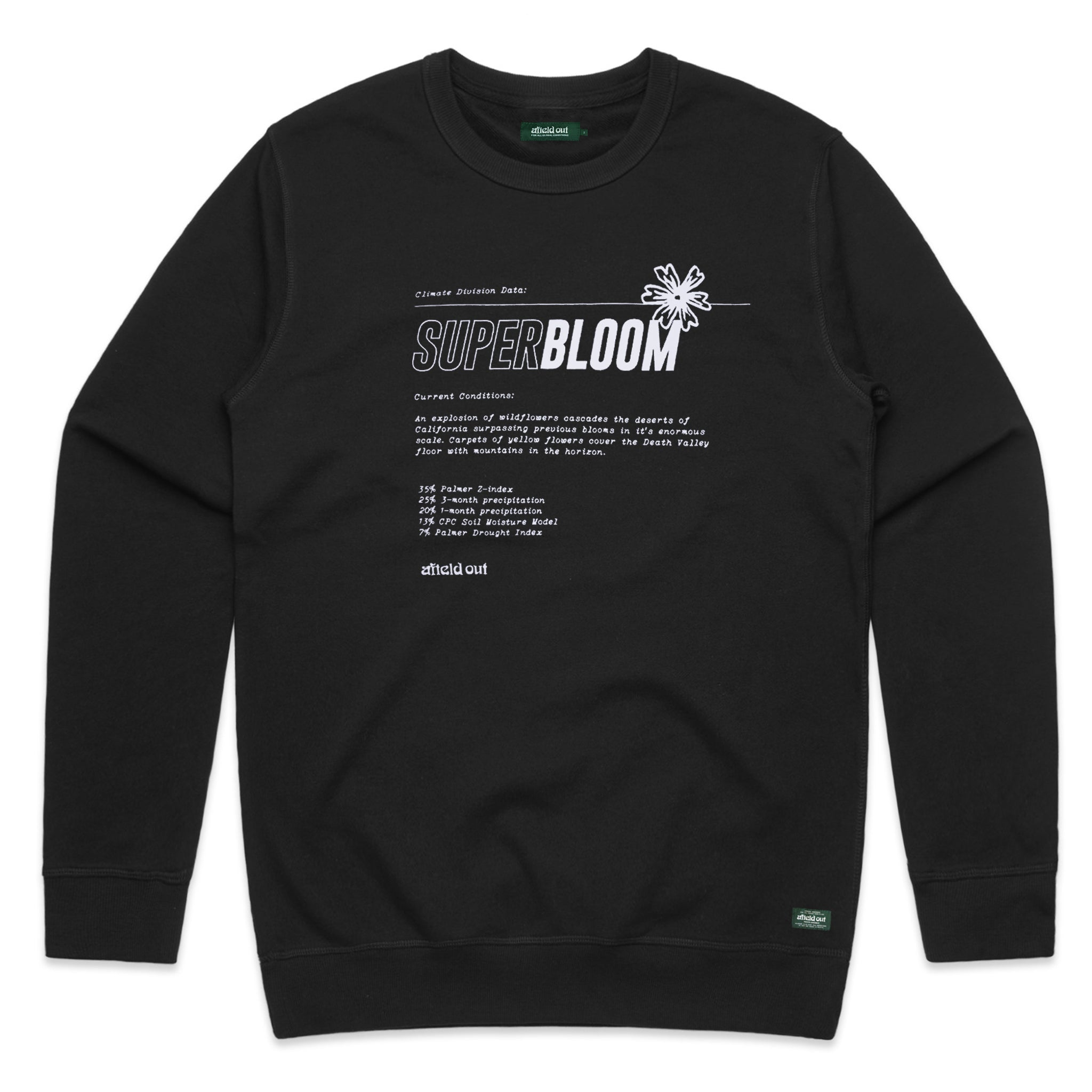 Super Bloom Crewneck