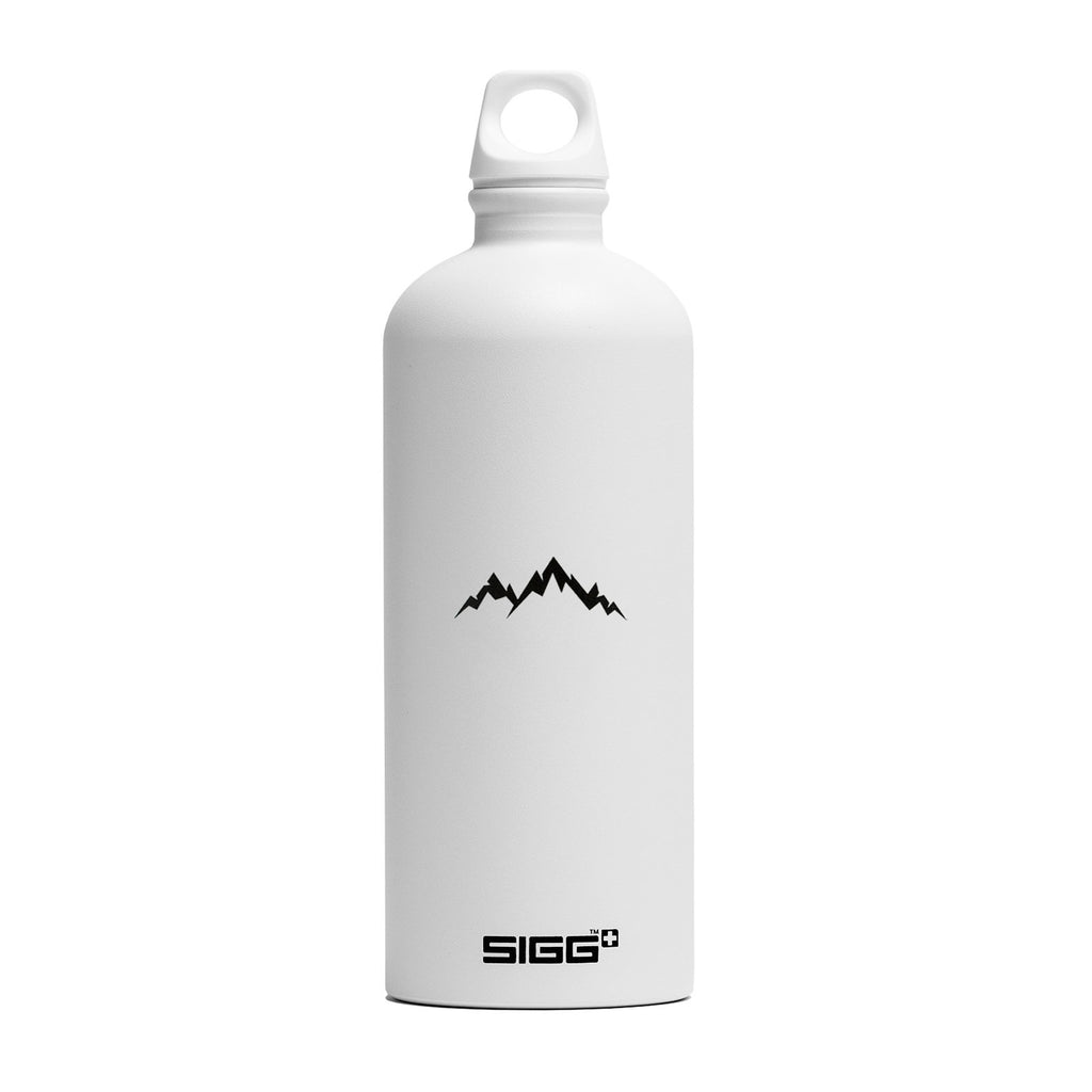 Afield Out x Sigg® White 1.0L Bottle