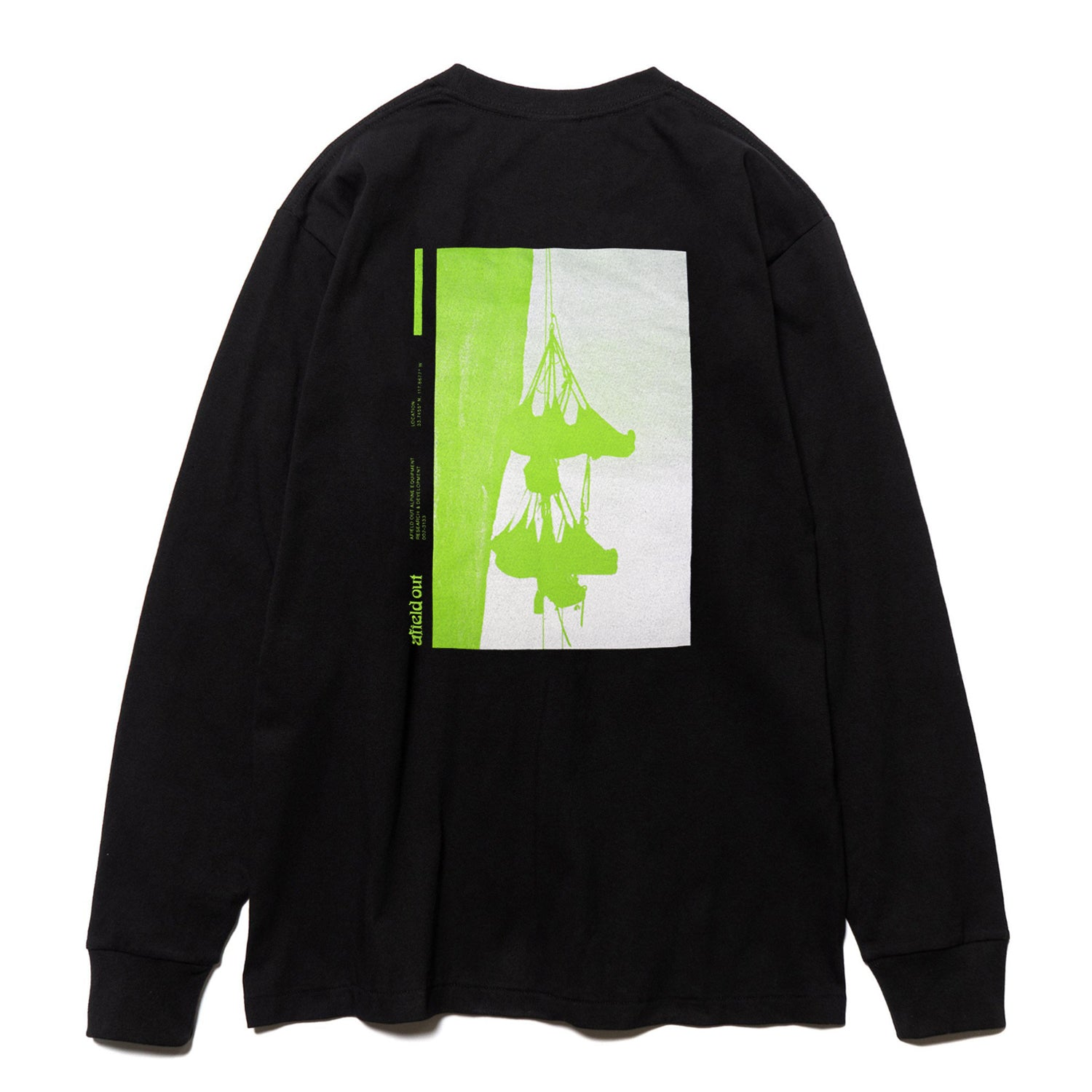 Black Alp Research L/S T-Shirt
