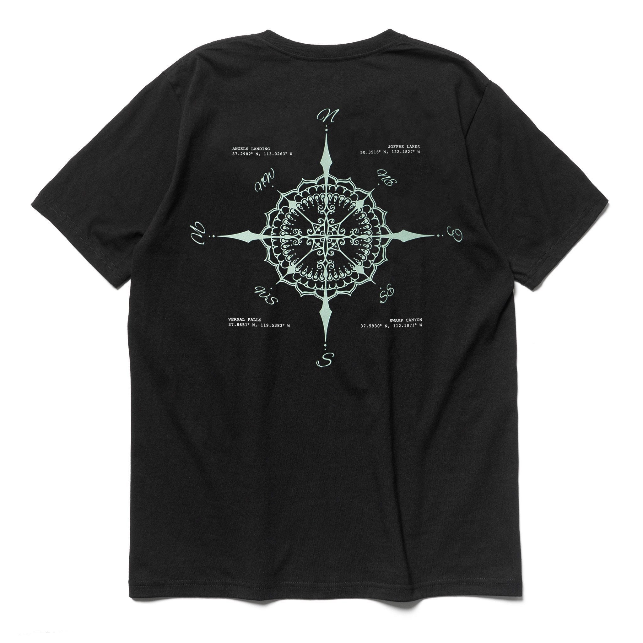 Black Magnetic T-Shirt