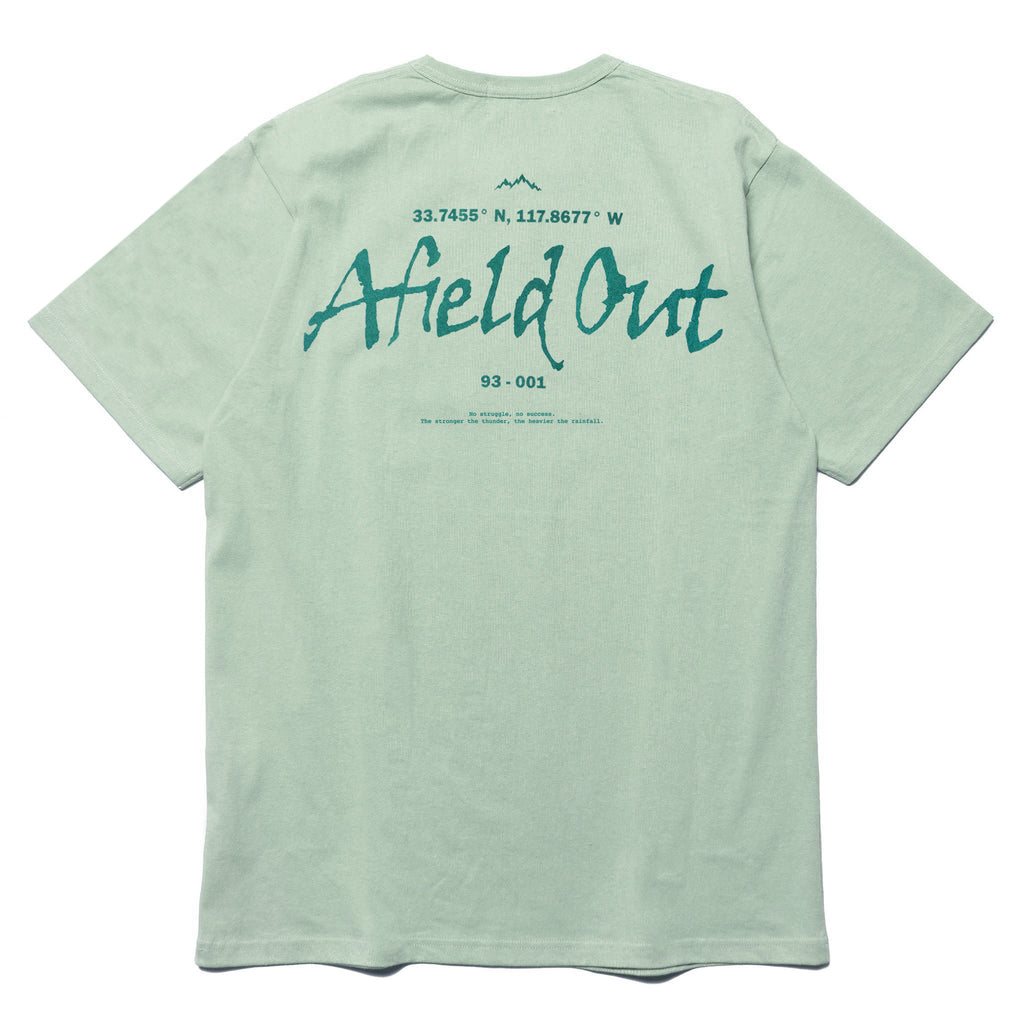 Sea Green Thunderclap T-Shirt