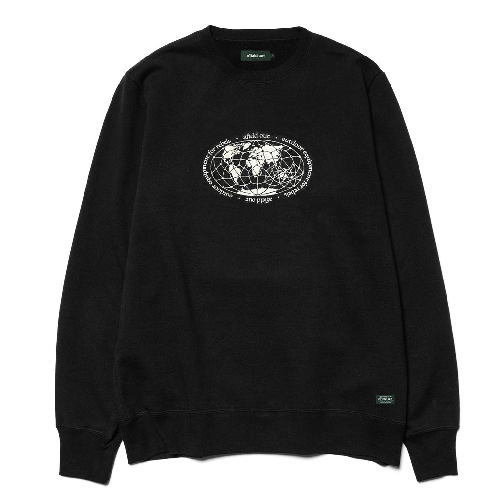 Black Earth Access Crewneck