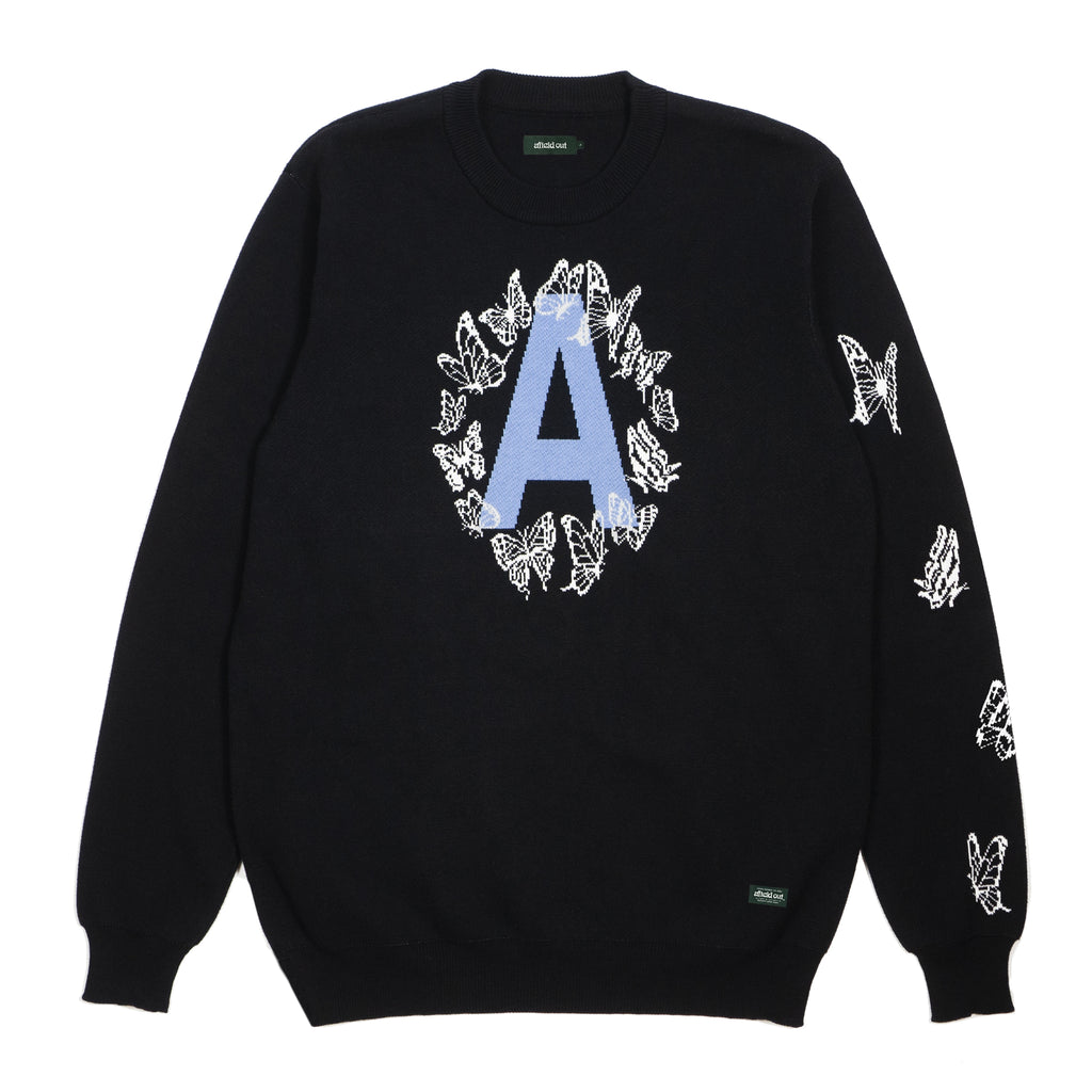 Monarch Knit Sweatshirt