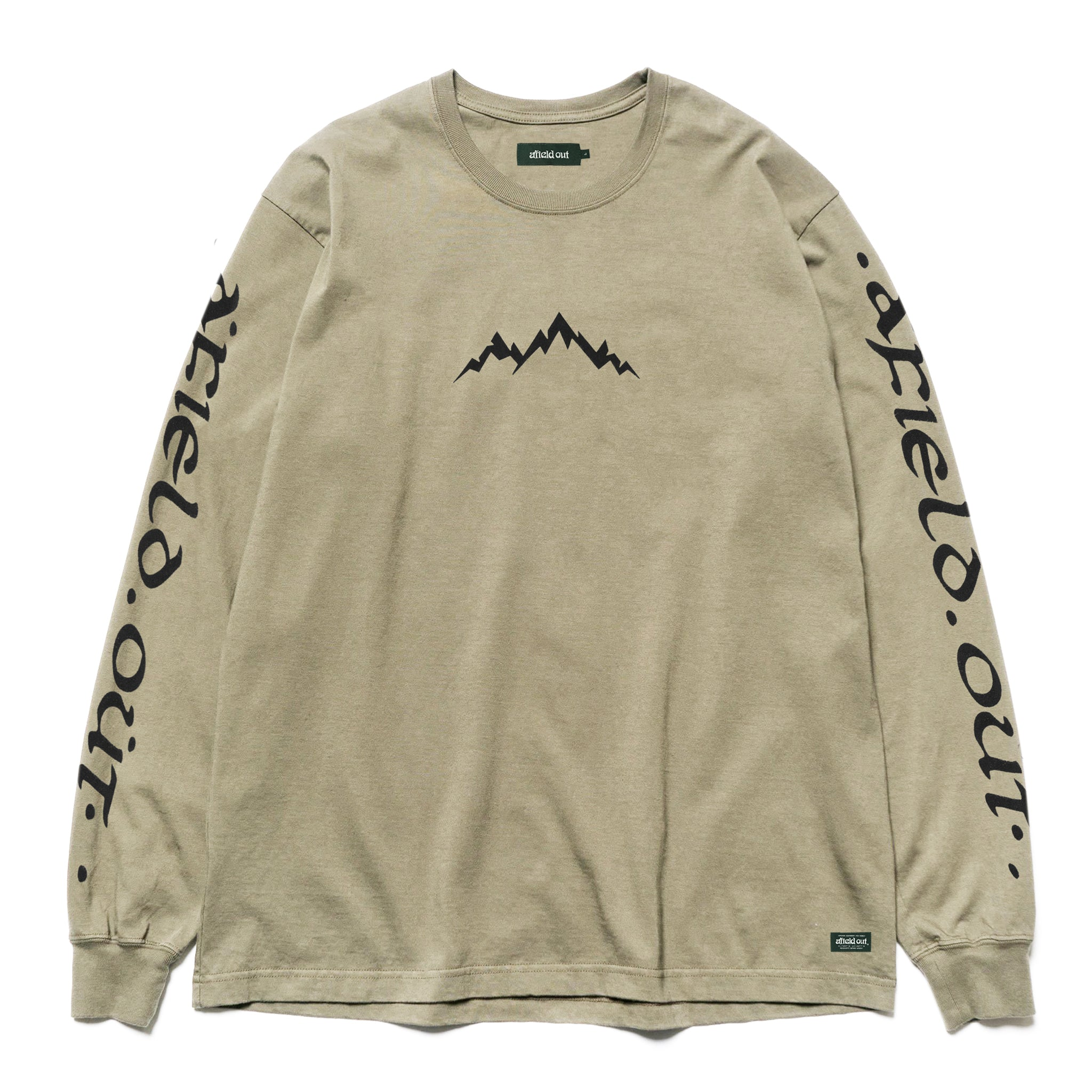 Sand Descend L/S T-Shirt