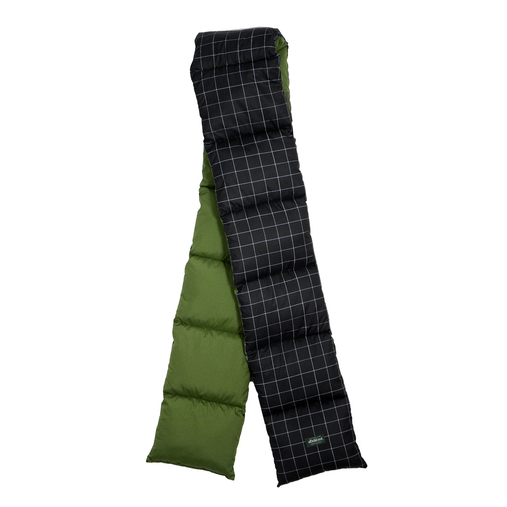 Grid Down Scarf