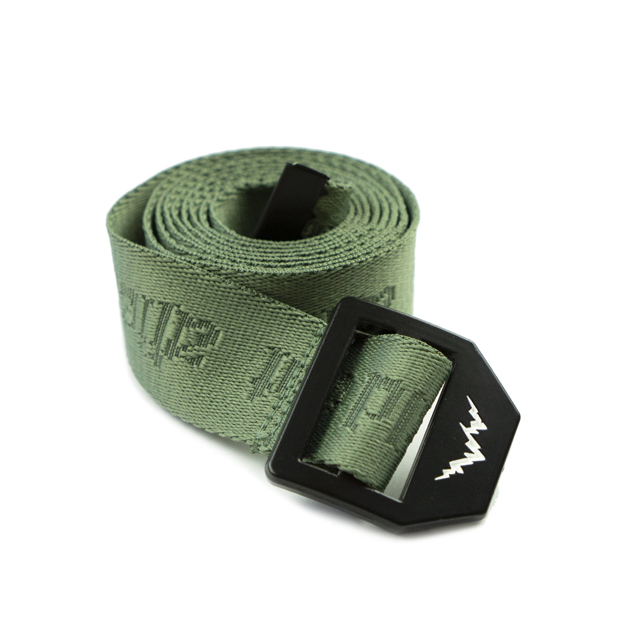 Green Afield Climbing Belt