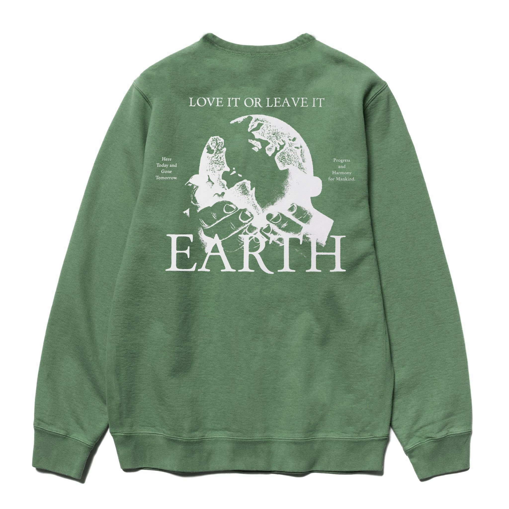Pine Earth Access Crewneck