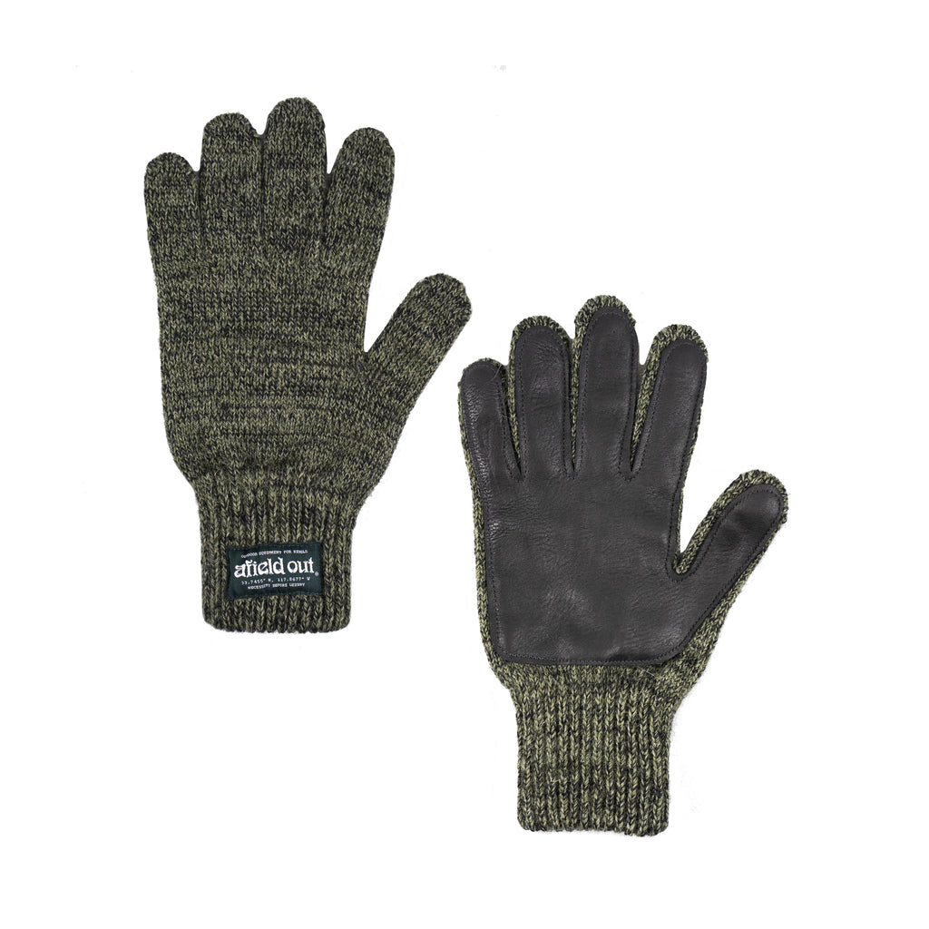 Olive Trail Gloves