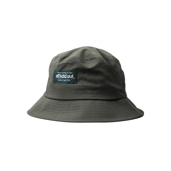 Grey Darby Bucket Hat