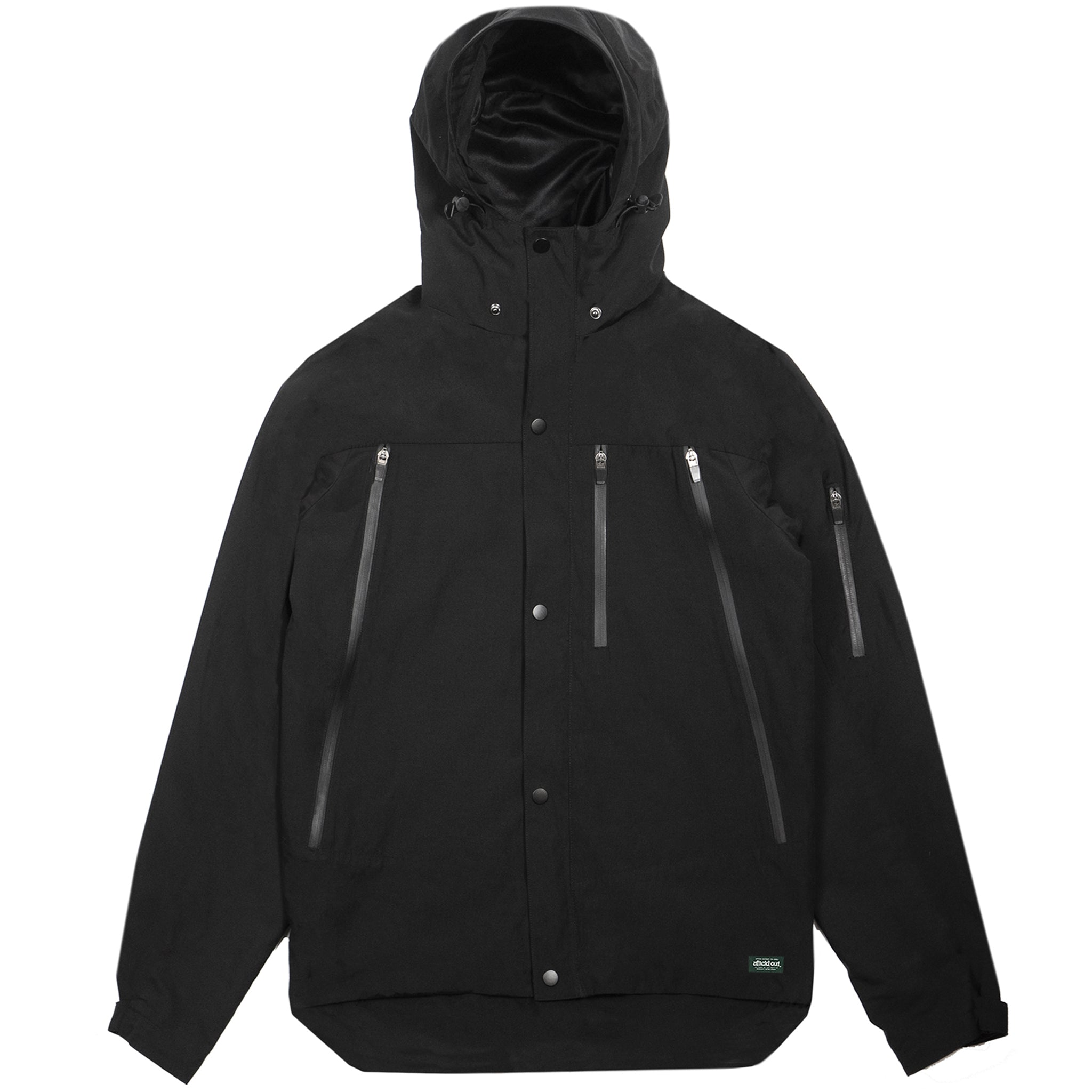 Black Watchman Jacket