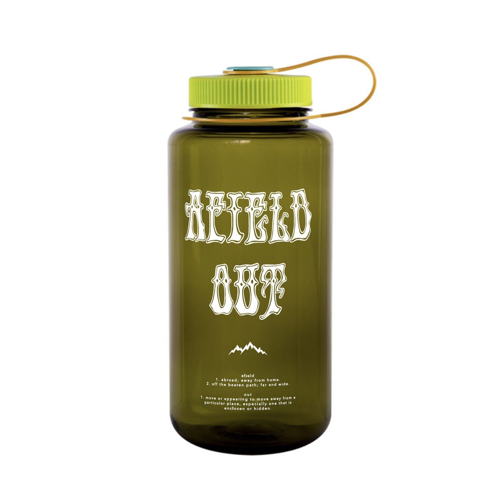 Moss Nalgene Bottle