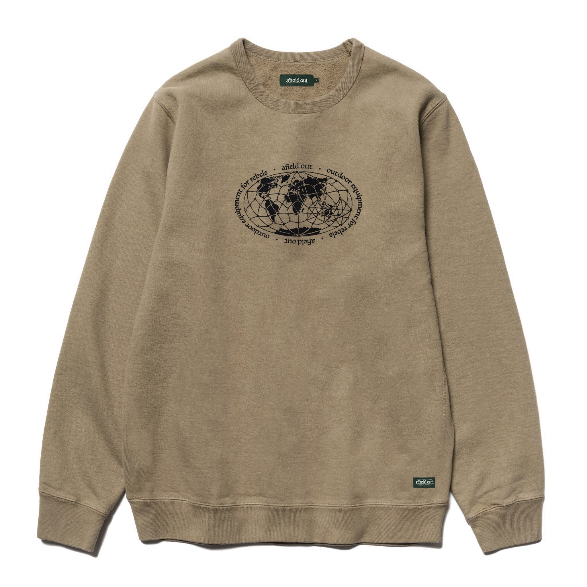 Sand Earth Access Crewneck