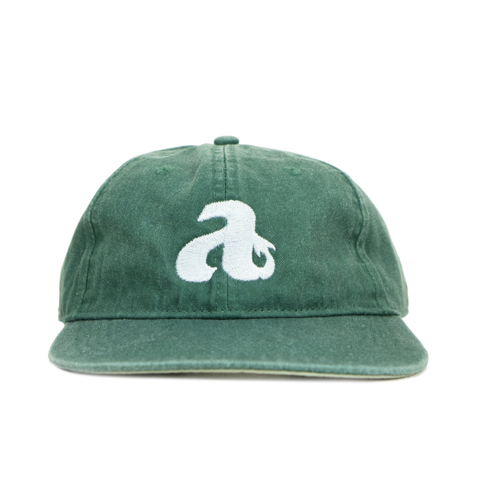 Green Chaos Foldable Hat