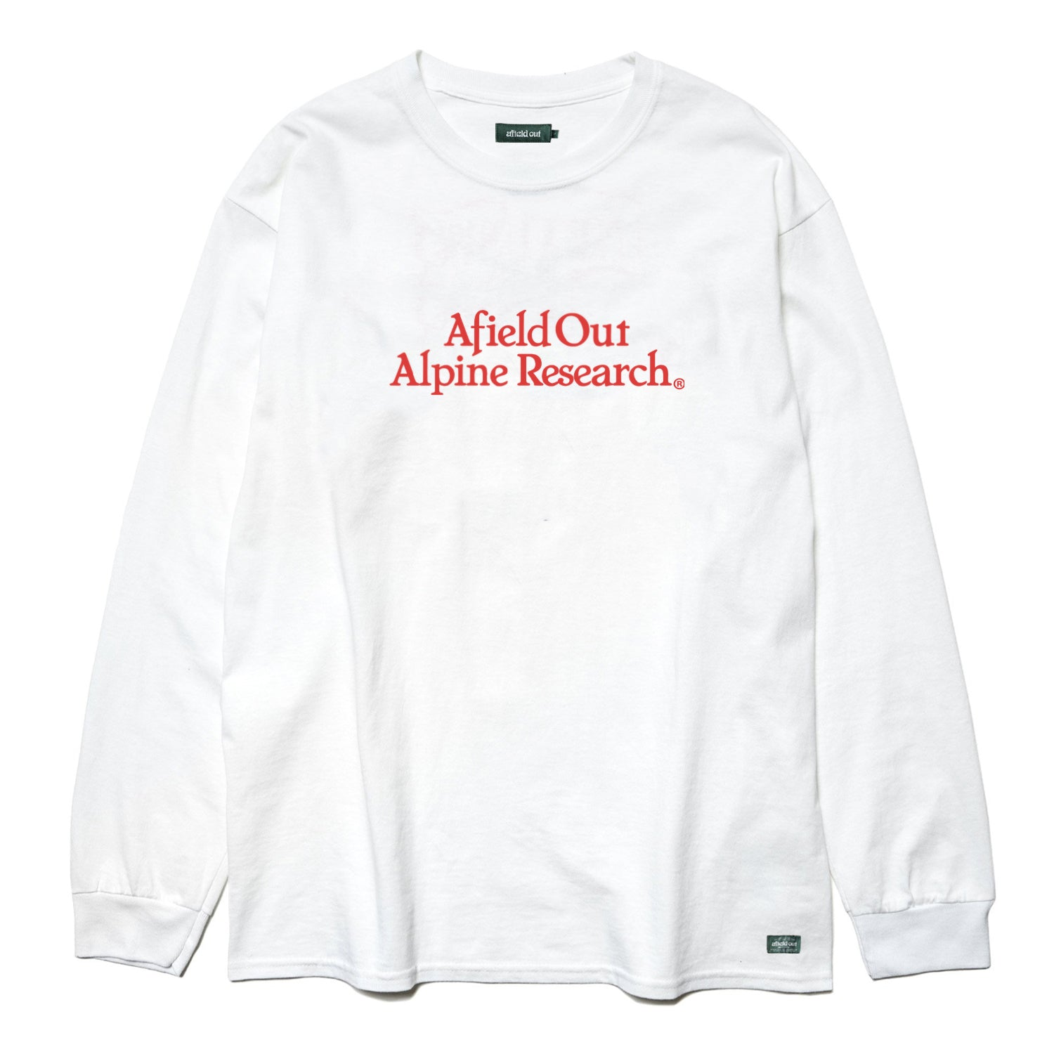 White Alp Research L/S T-Shirt