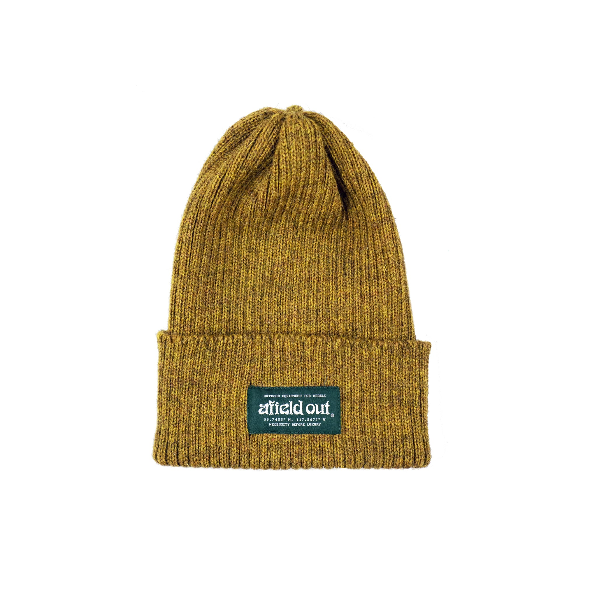 Mustard Type IV Watch Cap