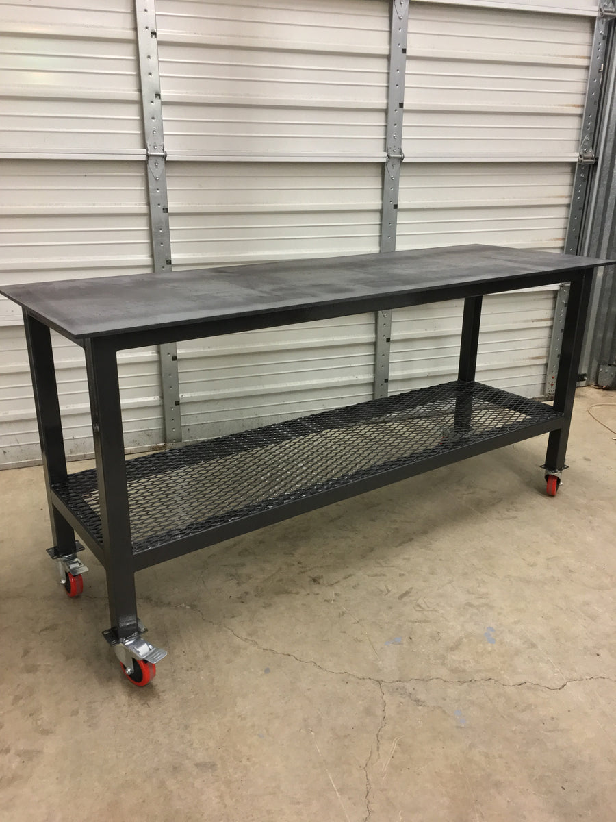 Custom Steel Welding Tables , Steelwelds.com Springtown,Tx ...
