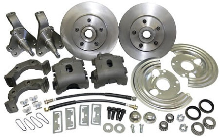 Front Disc Brake Wheel Kit 11