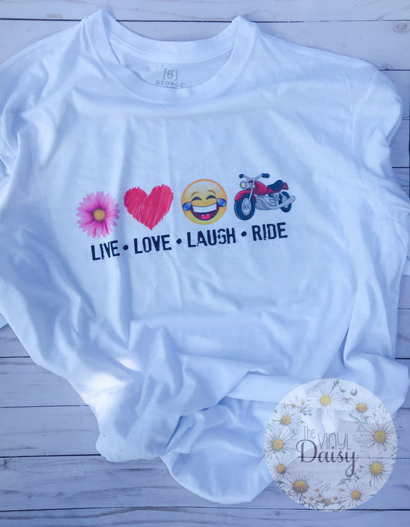 Live•Love•Laugh•Ride
