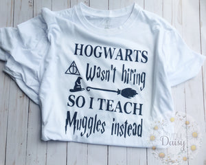 Hogwarts Teaching