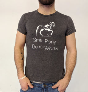 Mens Pony Logo T-Shirt
