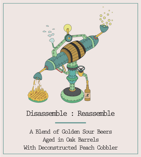 Disassemble : Reassemble 2019 Free Club Bottle