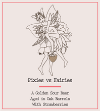 Pixies vs Fairies