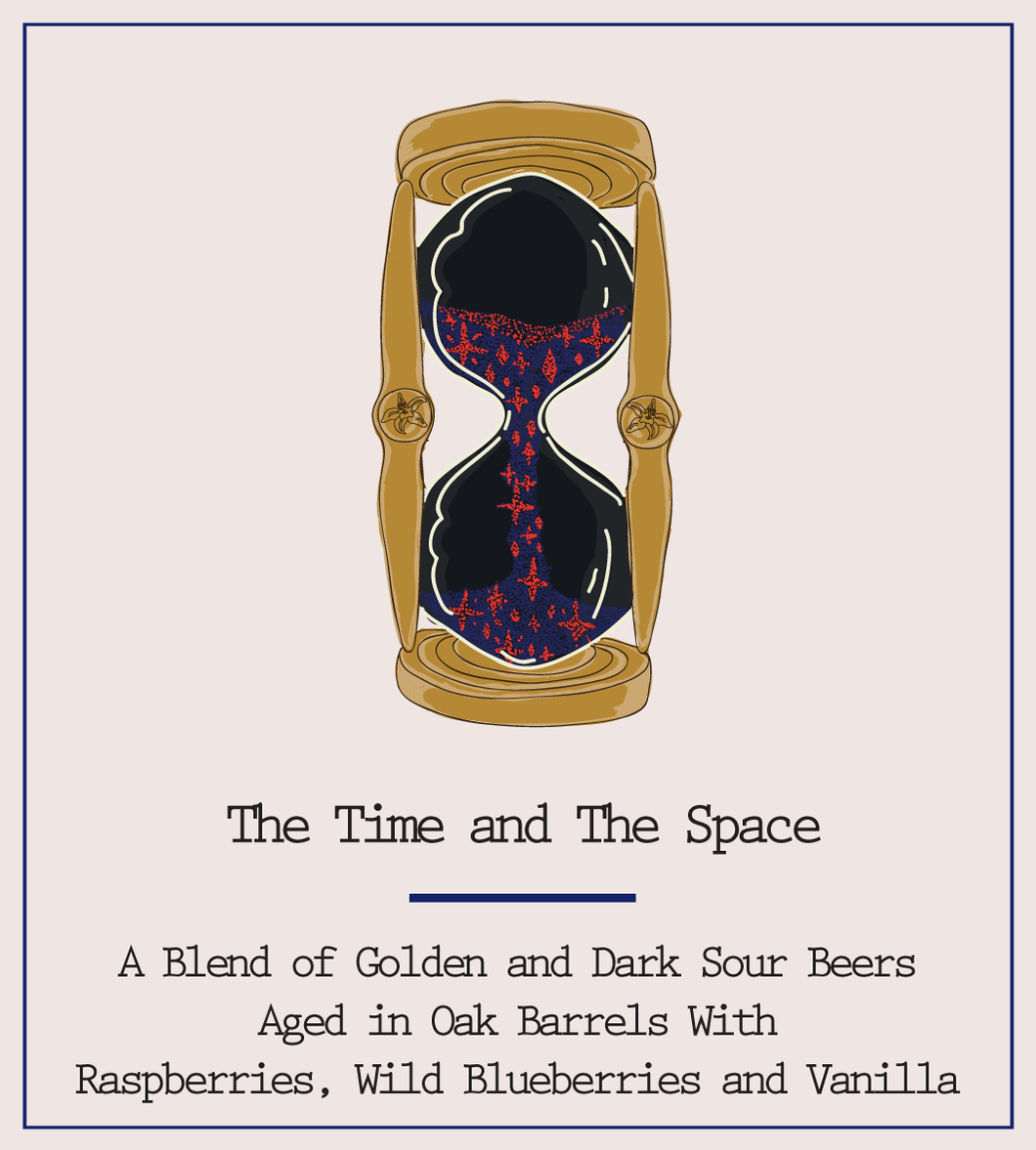 The Time and The Space 2018 Free Club Bottle
