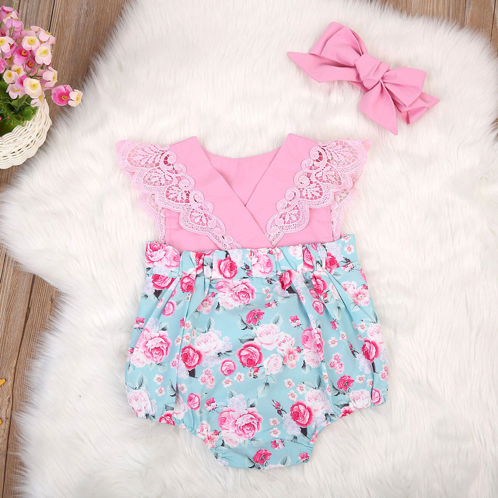 Kaylee Romper & Girl Dress