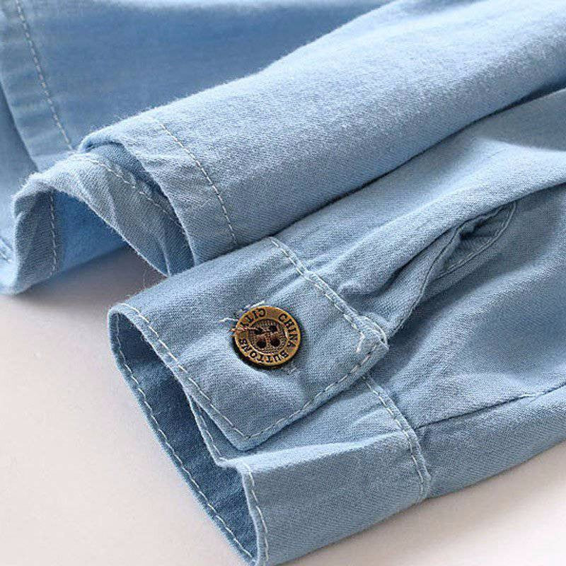 Diane Denim Soft Shirt