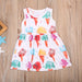 Nancy Ice Cream Dress