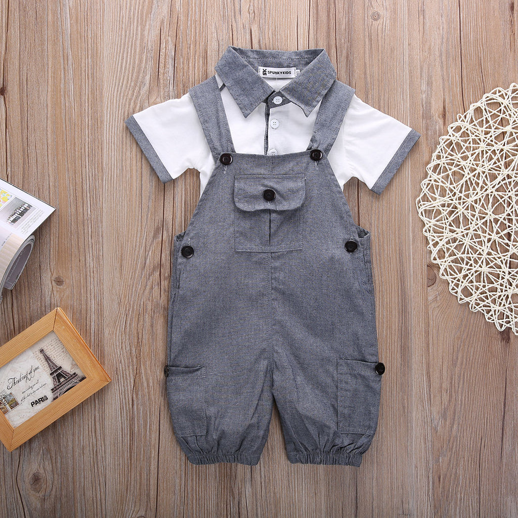 George Overall Set