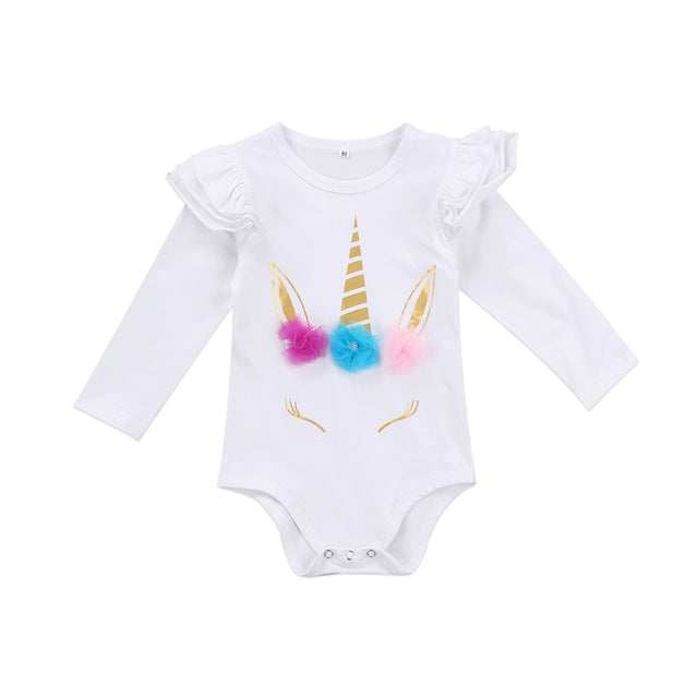 Jennifer Unicorn Bodysuit