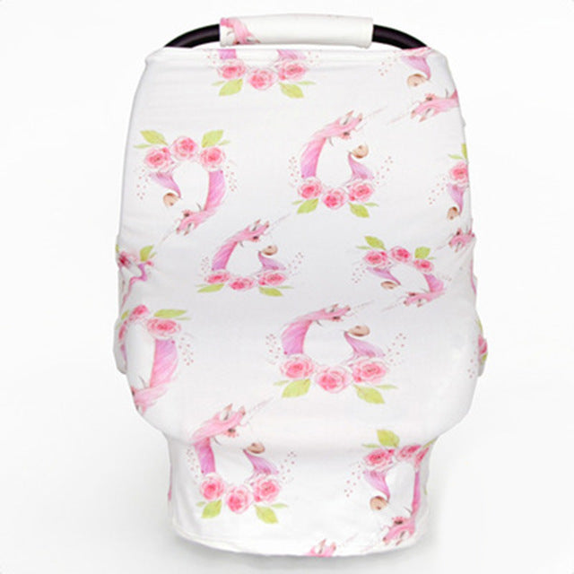3-in-1 Nursing Cover, Scarf  & Cart Cover