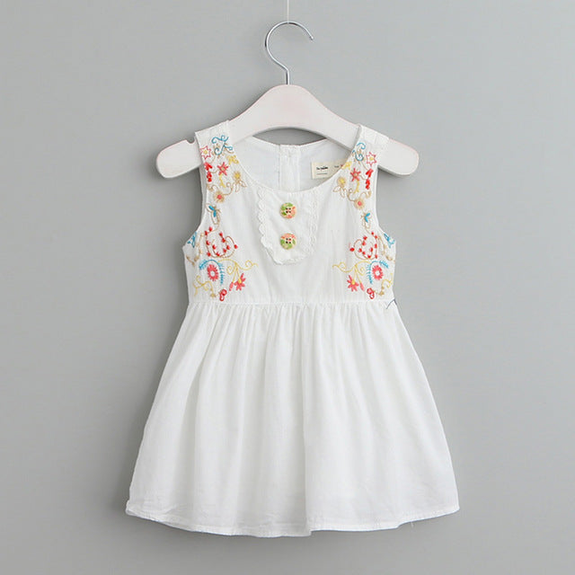 EmmaLee Embroidery Dress