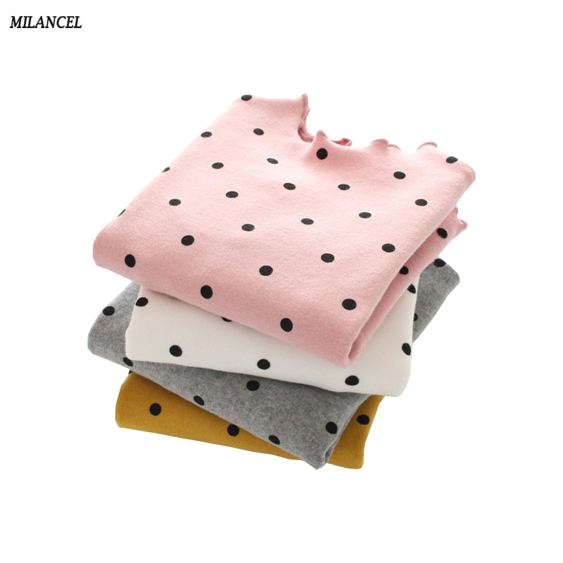 Raegan Polkadots Sweater