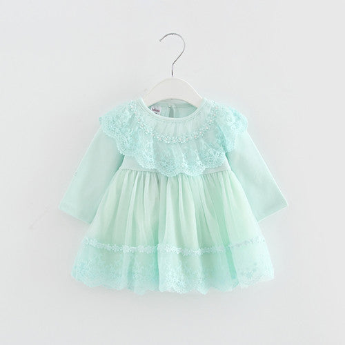 Scarlett Pearl Collar Dress