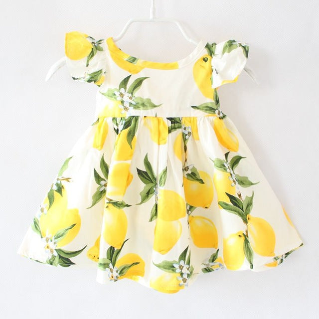 Abigail Lemon Sundress
