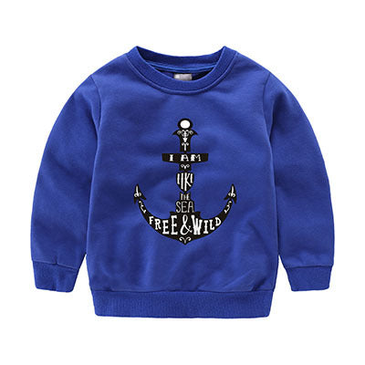 Anchor Crewneck Sweater