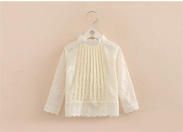 Sally Spring lace Blouse