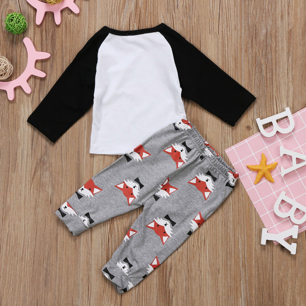Little Fox Outfit Set