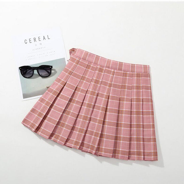Lexie Pleated Skirt