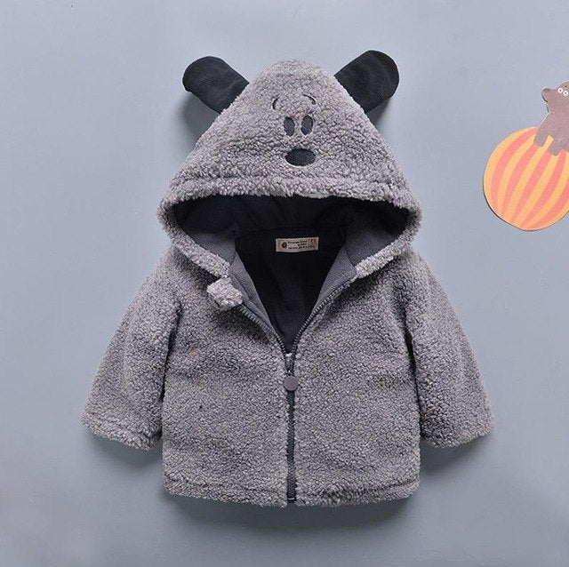 Teddy Sherpa Jacket