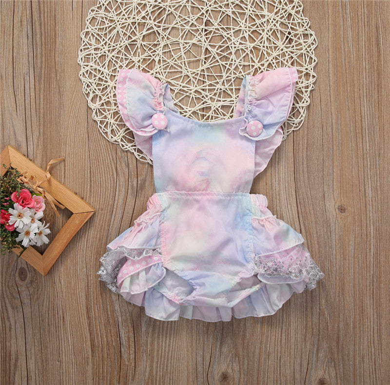 Lola Bubble Romper